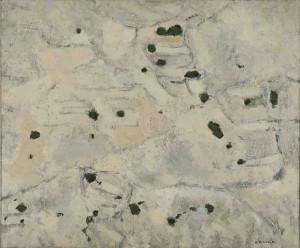 Gromače,1958,uljeplatno;95 x 115cm;Galerija umjetnina,Split