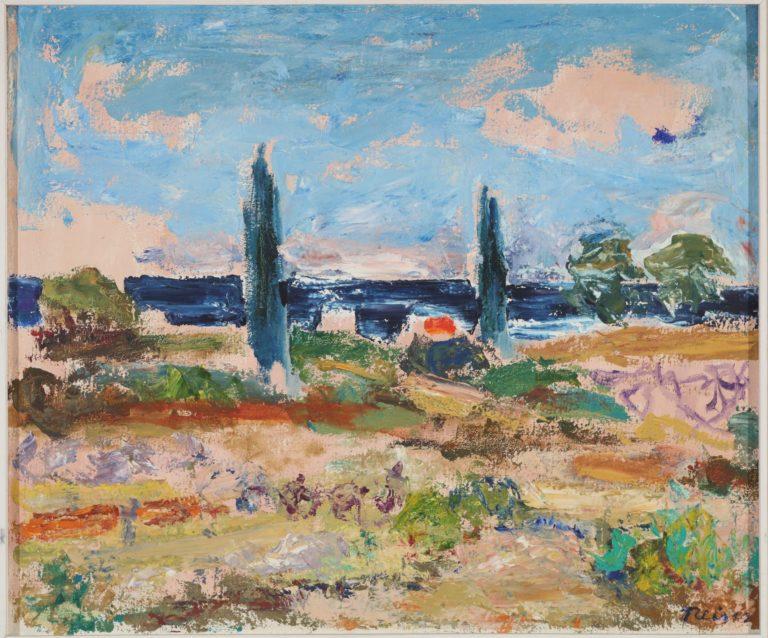 Izložba 'Nikola Reiser – senzibilni poeta slikarstva' u Klovićevim dvorima