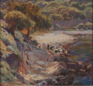 Pralje, 1913.